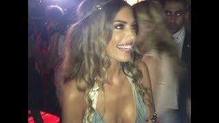 Dankwoord van Yolanthe Cabau in het Turks na haar show in Istanbul