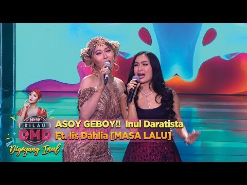ASOY GEBOY!!  Inul Daratista Ft. Iis Dahlia [MASA LALU] - DMD Digoyang Inul (22/11)