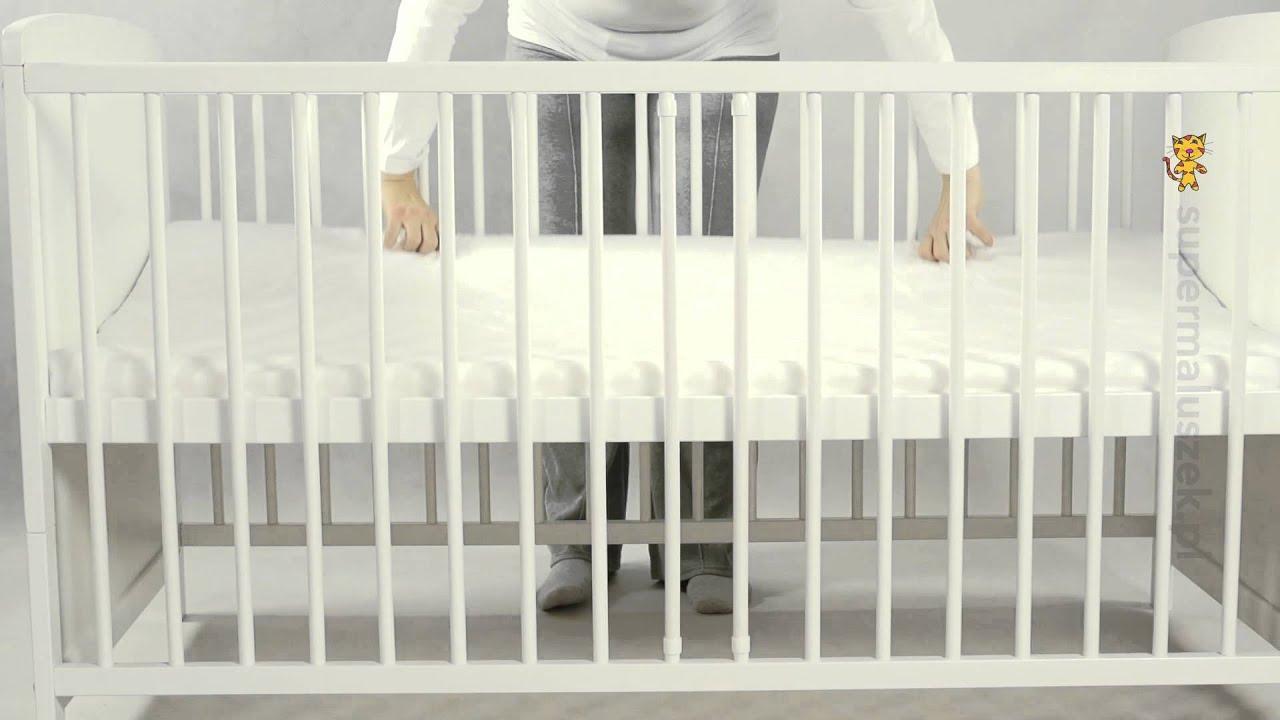 Montaż łóżeczka Dziecięcego W 10 Minut Wwwsupermaluszekpl