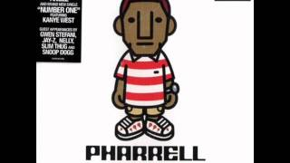 Watch music video: Pharrell Williams - You Can Do It Too