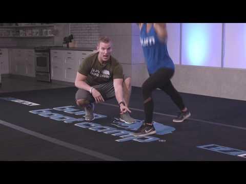 Cardio Training with Devan Kline   Burn Boot Camp