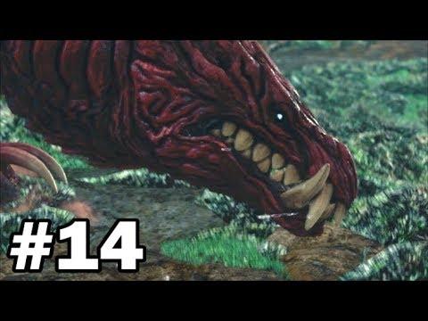 Monster Hunter: World - Playthrough (Part 14) - Bowels of Rotten Vale/Odogaron Hunt (Solo)