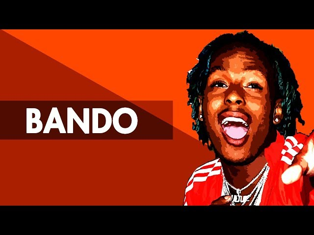 """BANDO"" Hard Trap Beat Instrumental 2018 | Lit Melodic Rap Hiphop Freestyle Trap Type Beat | Free DL"
