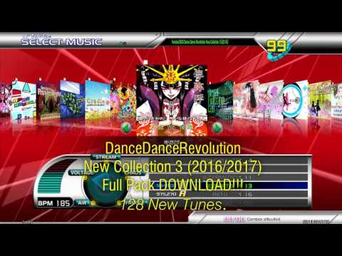 DDR New Collection 3 (2016/2017) Full Songlist & Download