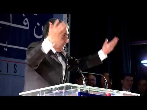 Ali Benflis à    Tizi ouzou