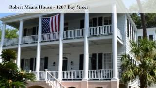 Beaufort SC Historic Tour of Homes