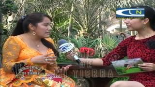 Canal Lima Nore - Rosita Medrano Entrevista parte 1/2. Sonidos de mi tierra.