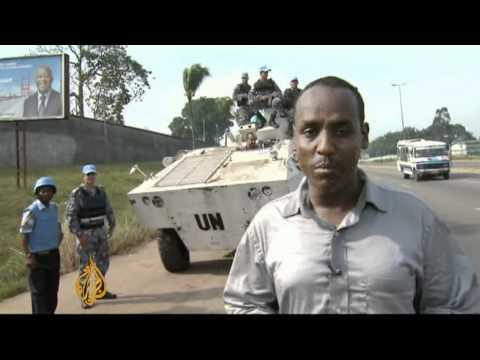 Power struggle escalates in Cote d'Ivoire