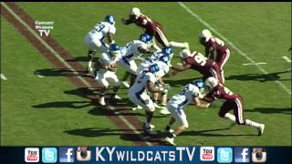 Kentucky Wildcats TV: Great Catches - Javess Blue and Dicky Lyons Jr