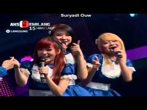Cherrybelle - Pergi Ke Bulan ( No Lip Sync )