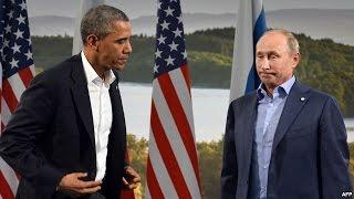 Третья Мировая война Россия с Америкой.