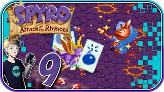 Spyro Attack of the Rhynocs - Part 9: Ripto