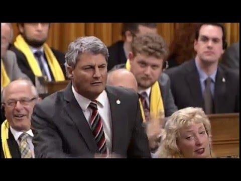 Chambre des Communes  Priode de questions du 10032016  YouTube