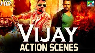 Vijay - Back To Back Action Scenes | Ab Insaaf Hoga | New Hindi Dubbed Movie
