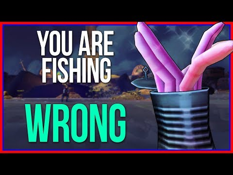 How You're Fishing Wrong In WoW (and Uldir Price Predictions For BFA)