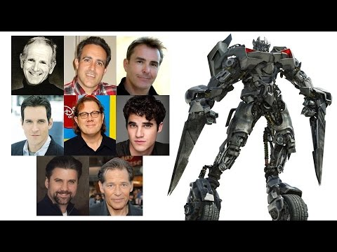Comparing The Voices  Sideswipe