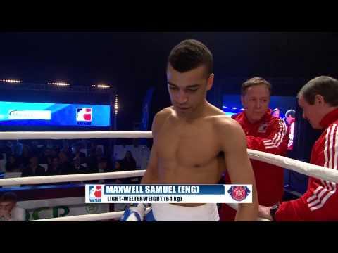 Morocco Atlas Lions v British Lionhearts - World Series Of Boxing Highlights