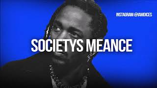 """Society's Menace"" Kendrick Lamar/Logic Boom Bap type beat Prod. by Dices"