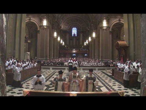 Assumption Mass 2016