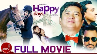Happy Days |  New Nepali Full Movie 2019/2075 | Dayahang Rai | Priyanka Karki | Milan Chams