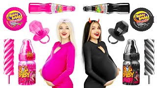 Good Pregnant vs Bad Pregnant || Pregnancy Situations Every Woman Can Relate To by RATATA COOL!