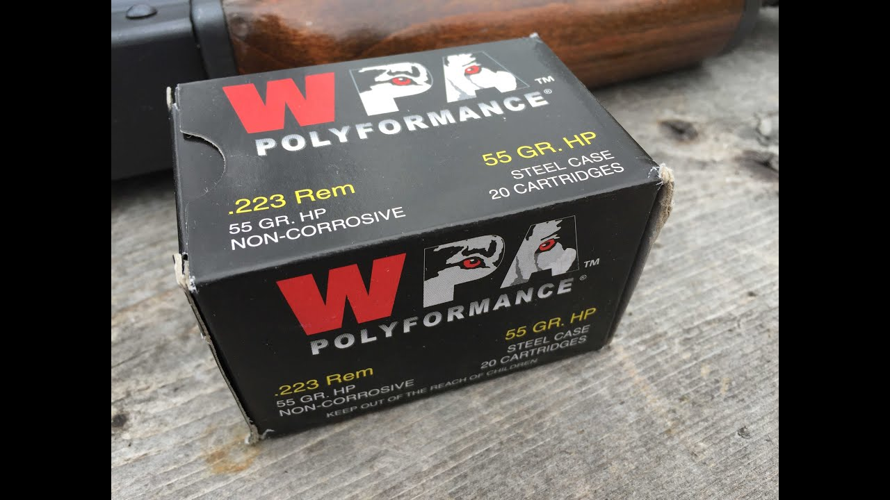 Best  223 Ammo Review 2019- AR 15 Ammunition