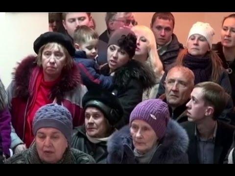 Переселенцы возмущены работой органов соцзащиты и Пенсионного фонда в Бахмуте