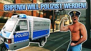 Shpendi will Polizist werden! [CS:GO Gameplay biBa]
