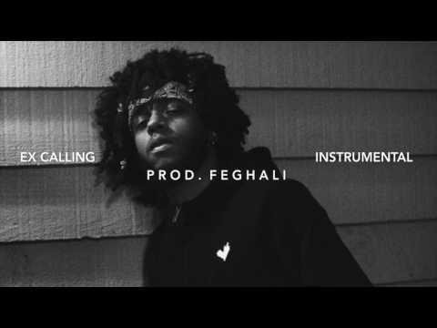6LACK - EX CALLING / Future - Perky's Calling (BEST Instrumental) | ReProd. FEGHALI | 2017