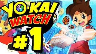 YO-KAI WATCH # 01 ★ Besser als Pokémon? [HD | 60fps] Let's Play Yo-Kai Watch