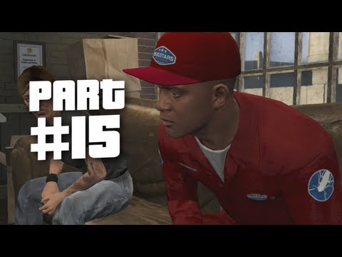 Grand Theft Auto 5 Gameplay Walkthrough Part 15 - Jewel Store Heist (GTA 5)