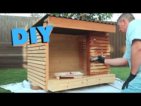 My DIY Dog House