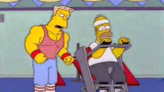 homer  la gym