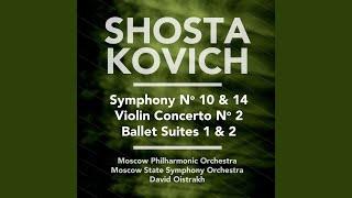 Ballet Suite No. 1, Op. 84a: IV. Polka