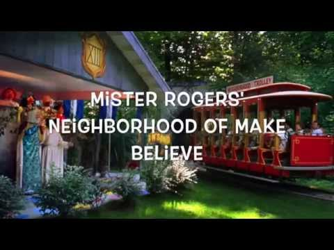 Old Mister Rogers Neighborhood Of Make Believe Ride At Idlewild And Soakzone Youtube