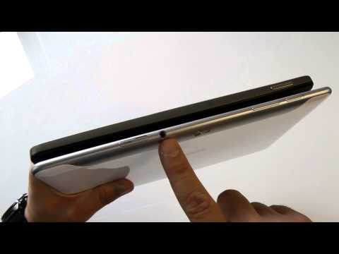 Confronto Galaxy Tab 10.1 slim Vs. Galaxy Tab 10.1v vodafone