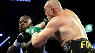 Tyson Fury defeats Deontay Wilder for the WBC heavyweight title | TysonFury wins DeontayWilder