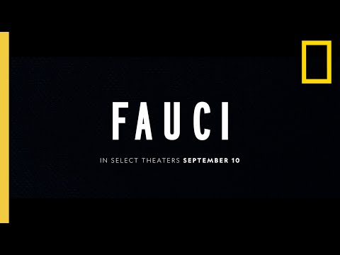 Fauci | Official Trailer | National Geographic Documentary Films