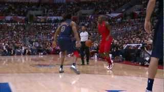 vuclip Jamal Crawford: King of the Crossover?