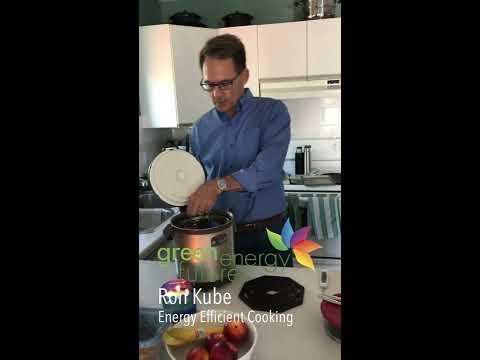 The Energy Detective - amazing energy efficient slow cooker