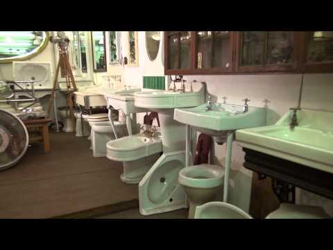 Tynemouth Architectural Salvage - the video tour