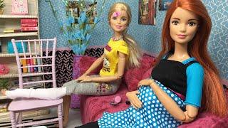 ❤️Barbie Ailesi❤️ 90.Bölüm - Türkçe Barbie Videoları İzle