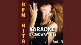"Don't Tell Mama (From ""Cabaret"") (Karaoke Version)"