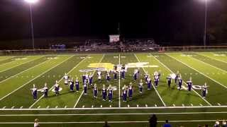 2013 IMMIGRANT SONG Southern Local Mighty Indian Marching Band