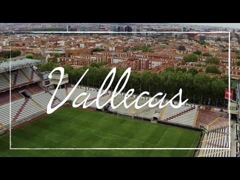 El fútbol en Vallecas tiene un color especial