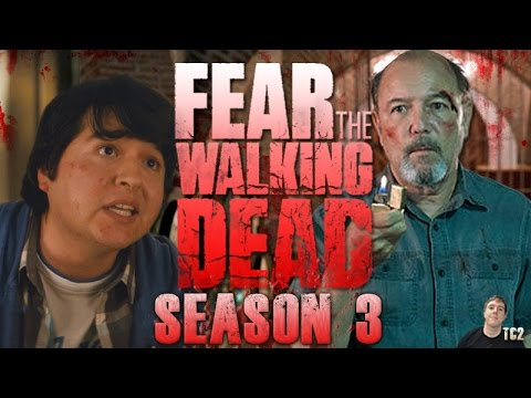 fear the walking dead season 3 a major character confirmed to return youtube. Black Bedroom Furniture Sets. Home Design Ideas