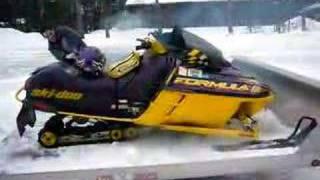 SnowmobiLE Gear, Andover NH - Jan 1 2008