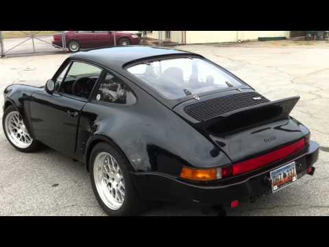 Porsche with 427 LS #1