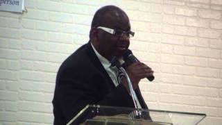 Pastor Richard P. Wilson @CITY WIDE NIGHT OF PEACE AND HEALING