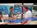 TWS Tuning Technique Series - Ep4: Tuning for 170cm vs 190cm person? boom, mast foot, straps